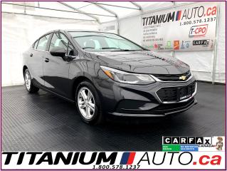 Used 2016 Chevrolet Cruze LT+Camera+Apple Play+Remote Start+Heated Seats+XM+ for sale in London, ON