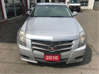 Used 2010 Cadillac CTS for sale in Hamilton, ON