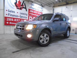 Used 2008 Ford Escape 4x4 AUTO ALLOY A/C PW PL PM for sale in Oakville, ON