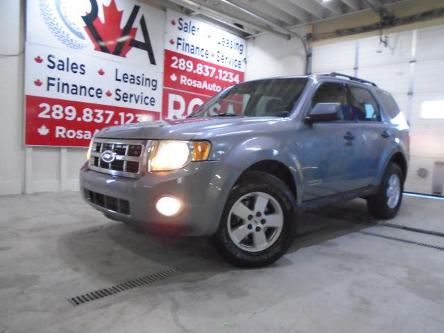 2008 Ford Escape 4x4 AUTO ALLOY A/C PW PL PM