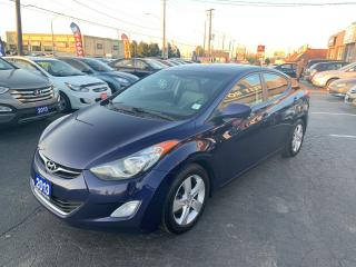 Used 2013 Hyundai Elantra GLS for sale in Hamilton, ON