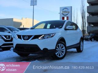 Used 2019 Nissan Qashqai S l AWD l CPO l Heated seats l alloys l Backup Camera for sale in Edmonton, AB