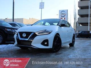 New 2020 Nissan Maxima SR for sale in Edmonton, AB