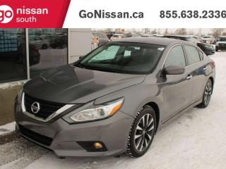 Used 2016 Nissan Altima SV HEATED SEATS XM RADIO BACK UP CAMERA for sale in Edmonton, AB