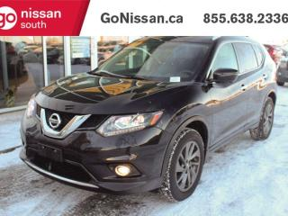 Used 2016 Nissan Rogue SL BACK UP CAMERA HEATED SEATS BLUETOOTH LEATHER SEATS for sale in Edmonton, AB