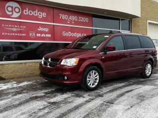 Used 2019 Dodge Grand Caravan SXT for sale in Edmonton, AB
