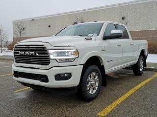 New 2019 RAM 2500 Laramie 4x4 Crew Cab / Sunroof / GPS Navigation / Back Up Camera for sale in Edmonton, AB