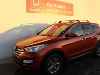 Used 2014 Hyundai Santa Fe Sport LUXURY AWD for sale in Edmonton, AB