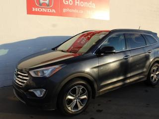 Used 2015 Hyundai Santa Fe XL Luxury XL AWD for sale in Edmonton, AB