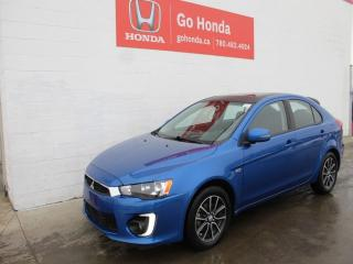 Used 2016 Mitsubishi Lancer Sportback SE SportBack for sale in Edmonton, AB