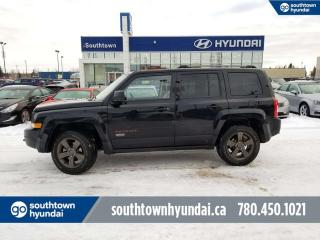 Used 2016 Jeep Patriot 75TH ANNIVERSARY/4WD/HEATED SEATS/SUNROOF for sale in Edmonton, AB