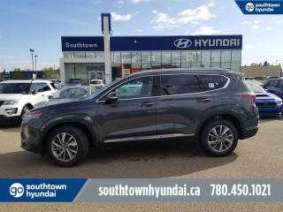New 2020 Hyundai Santa Fe Luxury - 2.0T Leather, 360 Cam, Pano Sunroof, Power Liftgate, Heated Rear Seats for sale in Edmonton, AB