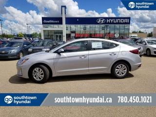 New 2020 Hyundai Elantra 2.0L Heated Steering, Blindspot Monitor, Apple Carplay for sale in Edmonton, AB