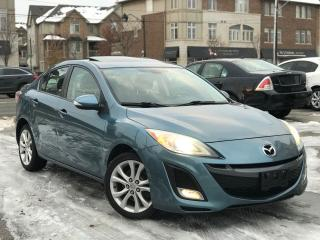 Used 2010 Mazda MAZDA3 GT for sale in Burlington, ON