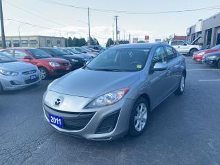 Used 2011 Mazda MAZDA3 GX for sale in Hamilton, ON