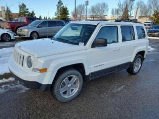 Used 2015 Jeep Patriot NORTH; HEATED SEATS, CRUISE CONTROL, A/C AND MORE for sale in Edmonton, AB