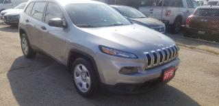 Used 2015 Jeep Cherokee Sport for sale in Toronto, ON