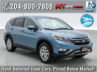 Used 2015 Honda CR-V EX-L for sale in Winnipeg, MB