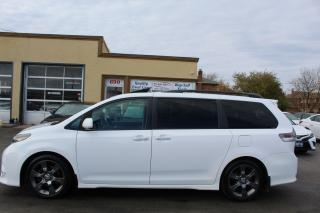 Used 2015 Toyota Sienna SE Leather Sunroof Power Doors for sale in Brampton, ON