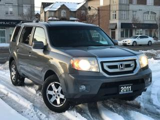 Used 2011 Honda Pilot Touring for sale in Burlington, ON