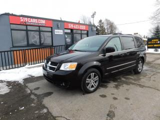 Used 2010 Dodge Grand Caravan SXT|DVD|POWER SLIDING DOOR|BACKUP CAMERA|STOW N GO for sale in St. Thomas, ON