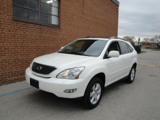 Used 2007 Lexus RX 350 PREMIUM 1 OWNER AWD for sale in Oakville, ON