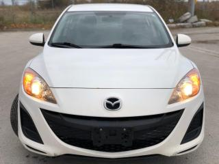 Used 2011 Mazda MAZDA3 GX for sale in Brampton, ON