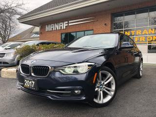 Used 2017 BMW 3 Series 330i xDrive Sunroof Navi Heated Seats Certified* for sale in Concord, ON