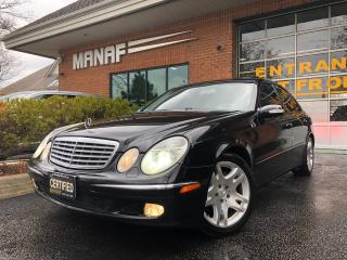 Used 2003 Mercedes-Benz E-Class 5.0L for sale in Concord, ON
