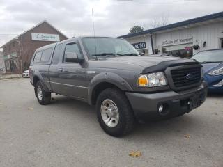 Used 2008 Ford Ranger Sport SuperCab for sale in Waterdown, ON