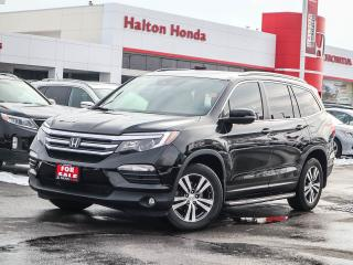 Used 2017 Honda Pilot EXL-N 4WD|NO ACCIDENTS|SERVICE HISTORY ON FILE for sale in Burlington, ON