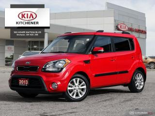 Used 2013 Kia Soul 2.0L 2U - LOW KMS!!!! SUPER CLEAN!!! for sale in Kitchener, ON