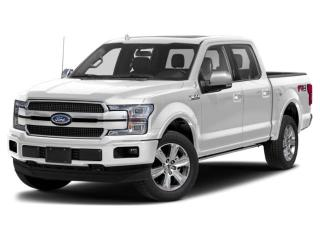 Used 2020 Ford F-150 PLATINUM for sale in Meadow Lake, SK