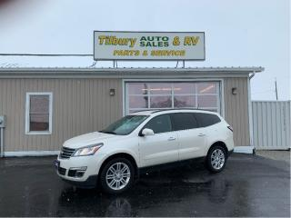 Used 2013 Chevrolet Traverse 1LT for sale in Tilbury, ON