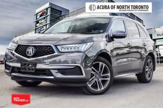 Used 2017 Acura MDX NAVI for sale in Thornhill, ON