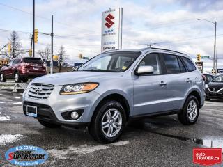 Used 2010 Hyundai Santa Fe GL AWD ~Fog Lamps ~Alloy Wheels for sale in Barrie, ON