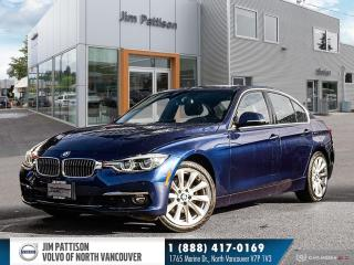 Used 2016 BMW 328i xDrive / Enhanced Premium Package for sale in North Vancouver, BC