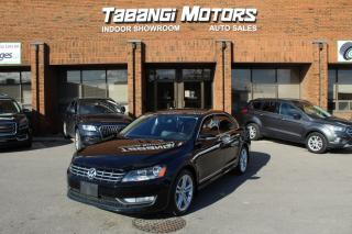Used 2013 Volkswagen Passat HIGHLINE I NAVIGATION I SUNROOF I REAR CAM I LEATHER I BT for sale in Mississauga, ON