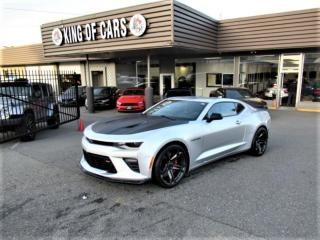 Used 2018 Chevrolet Camaro SS 1LE for sale in Langley, BC