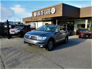 Used 2018 Volkswagen Tiguan Comfortline - 4Motion for sale in Langley, BC