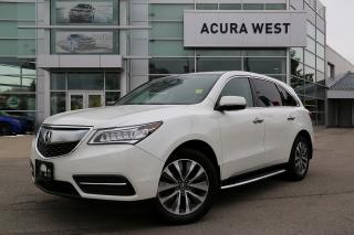 Used 2016 Acura MDX 7 year or 130000km Acura Warranty for sale in London, ON
