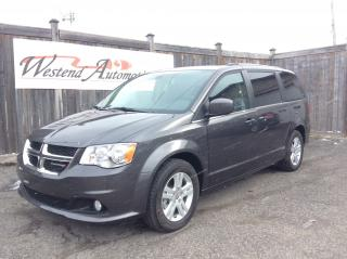 Used 2019 Dodge Grand Caravan Crew for sale in Stittsville, ON