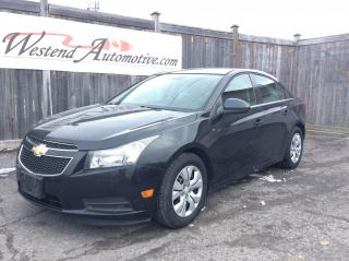 Used 2012 Chevrolet Cruze LT Turbo w/1SA for sale in Stittsville, ON