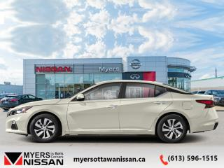 New 2020 Nissan Altima 2.5 S   - Heated Seats -  Remote Start - $196 B/W for sale in Ottawa, ON