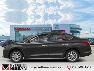 New 2019 Nissan Sentra SV CVT  - Heated Seats - $133 B/W for sale in Ottawa, ON