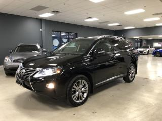 Used 2013 Lexus RX 350 TOURING*NAVIGATION*BACK-UP CAMERA*CERTIFIED* for sale in North York, ON