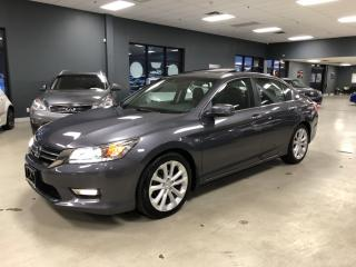 Used 2013 Honda Accord TOURING*FULLY LOADED*NAVIGATION*SIDE VIEW CAMERA*B for sale in North York, ON