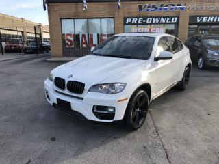 Used 2014 BMW X6 AWD 4DR XDRIVE35I for sale in North York, ON