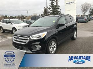 Used 2017 Ford Escape SE Clean Carfax - One Owner - Heated Seats for sale in Calgary, AB