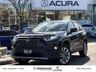 Used 2019 Toyota RAV4 AWD LIMITED for sale in Markham, ON